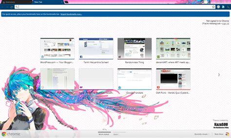 theme google chrome vocaloid google chrome theme hatsune miku 6 randomness thing