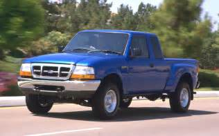 Ford Compact Truck 2000 Ford Ranger Front View In Motion 202573 Photo 10