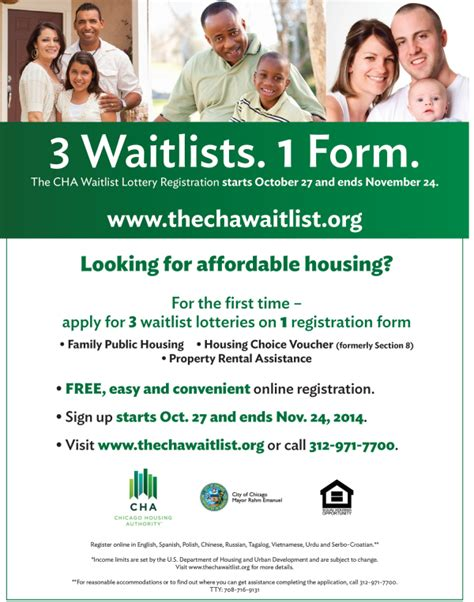 cha section 8 waiting list cha opens waitlist registration amid public scrutiny for
