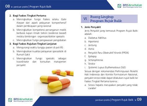 Panduan Praktis Pemrograman Visual Berbasis C buku panduan praktis bpjs kesehatan program rujuk balik prb
