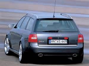 2003 audi rs6 avant pictures information and specs