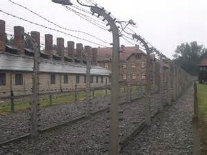 Auschwitz nazi concentration camp photo