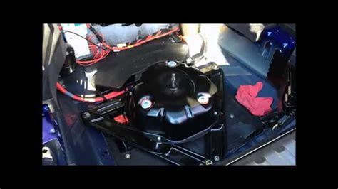 bmw e53 air suspension removal diy
