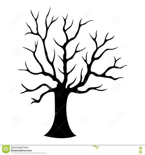 trees silhouettes stock illustration image of color 43384093 decorative tree silhouette stock vector illustration of leaf 74701887