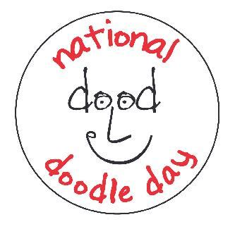 doodle your day national doodle day find out what your doodles