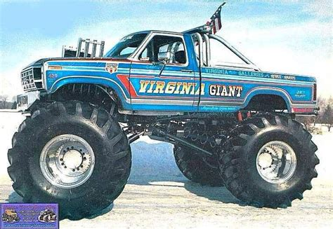 monster truck show in va blue virgina giant monster truck trucks pinterest