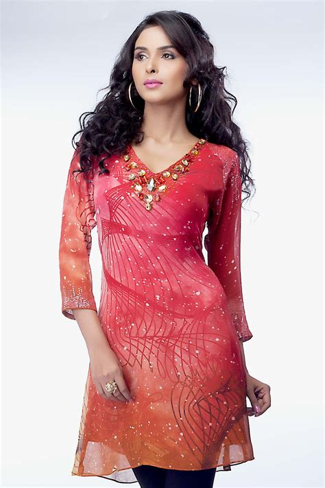 Tops Style by Tops Tunics New Collection 2012 2013 Indian Kurti