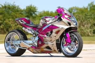 Pink Suzuki For Sale Pink And Purple Motorcycles For Sale Gsxr Haters Page