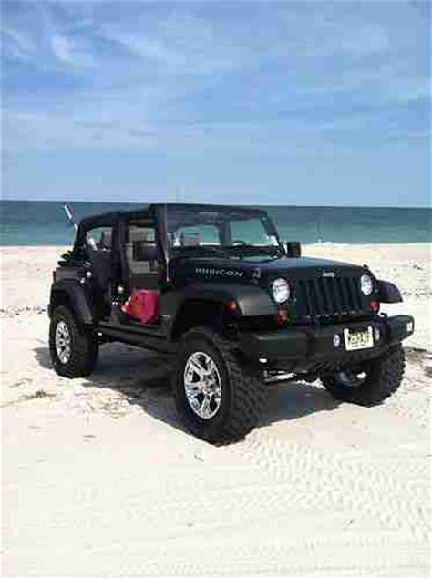 used jeep rubicon 4 door find used 2008 jeep wrangler unlimited rubicon sport