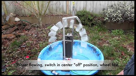 3d Home Design Free Trial Science Fair Electricity Generating Waterwheel