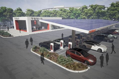 Tesla Supercharger Speed Tesla Is A Big Expansion To Its Supercharger
