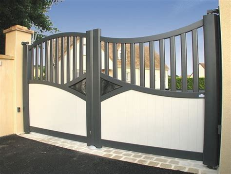 A Frame Style House awesomely well designed gates for modern house abpho