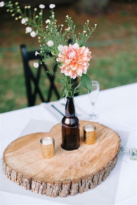 100 Country Rustic Wedding Centerpiece Ideas ? Page 14