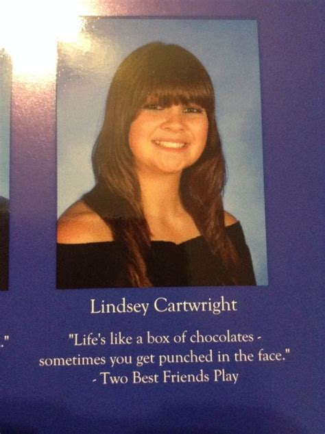 yearbook quote tumblr