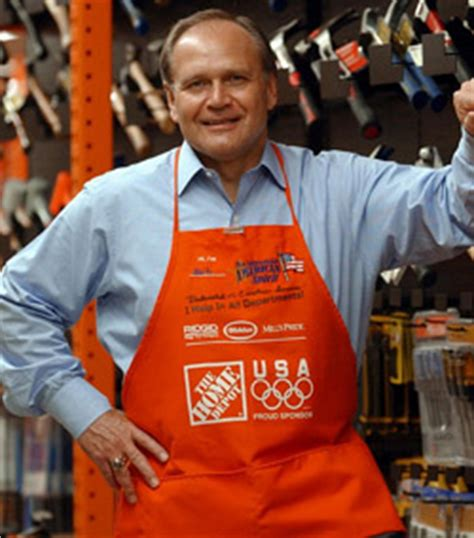 breaking former home depot chief bob nardelli to be