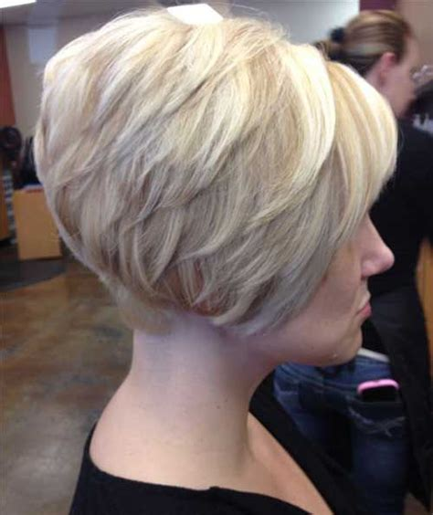 short stacked hairstyles for fine hair for women over 50 25 best ideas about stacked bob haircuts on pinterest