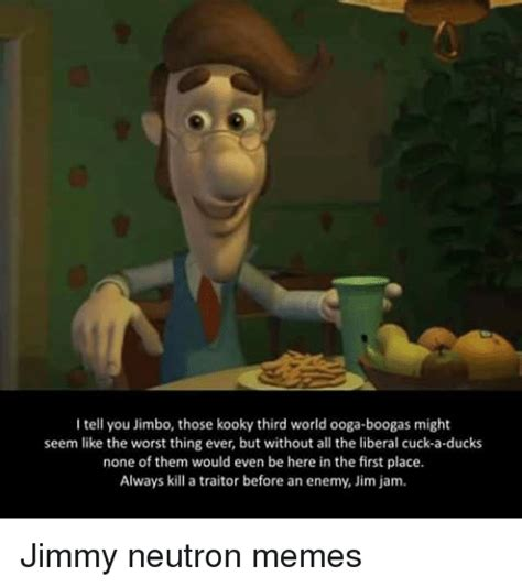 Jimmy Neutron Memes - funny jimmy neutron memes of 2017 on sizzle jimmy