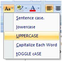 cara membuat huruf kapital di excell cara merubah huruf kecil menjadi huruf besar kapital di