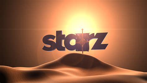 starz logo animation  behance