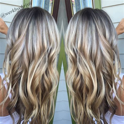 painting lowlights on gray hair 25 best ideas about long hair highlights on pinterest