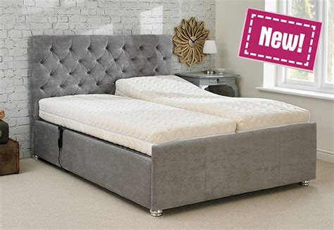 the electric adjustable bed