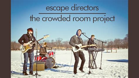 the crowded room escape directors quot the crowded room quot ep by escape directors kickstarter