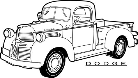 40 free printable truck coloring pages download http pickup truck coloring pages printable free coloring books