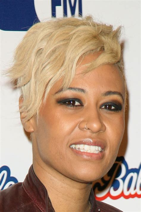 emeli sande s hairstyles amp hair colors steal her style