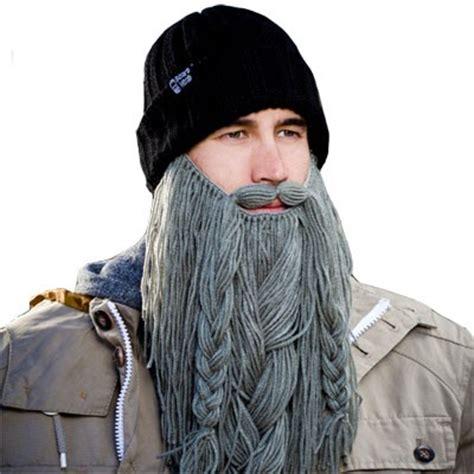 knit beard beard heads barbarian roadie knit hat brb1004