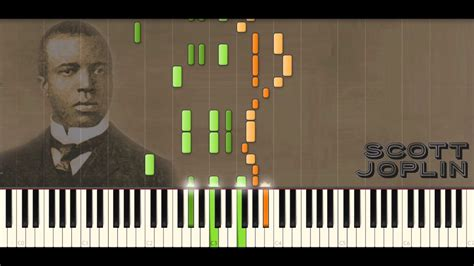 tutorial piano ragtime scott joplin piano rags rag time dance ragtime 20