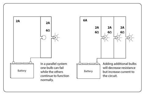 braking resistors in parallel troubleshoot brake lights parallel circuits brake bulbs