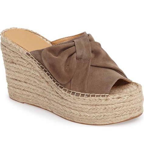 Sandal Wedges Jepit Spon Limited platform espadrille wedge sandals on trend for 2017