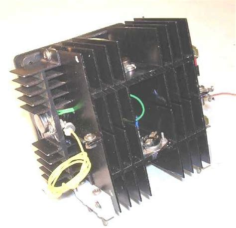 capacitor heat sink kh6grt 15 volt 30 power supply