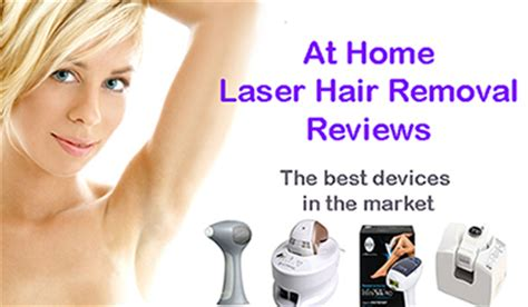 best home laser hair removal reviews 2018 the tonic