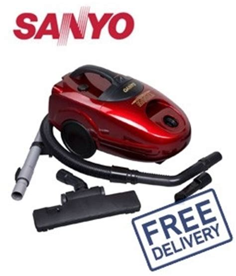 Vacuum Cleaner Sanyo buy new sanyo bagless vacuum cleaner free delivery graysonline australia