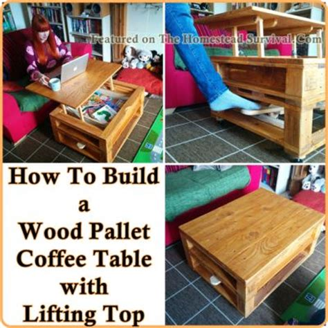 Build Lift Top Coffee Table Woodworking Projects Plans How To Make A Lift Top Coffee Table