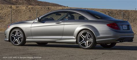 Central Upholstery 2014 Mercedes Benz Cl Flagship Coupe