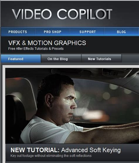tutorial video copilot pcmaax tutorial adobe after effects