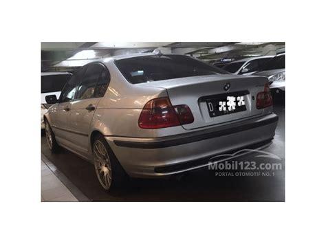 Bmw E46 2001 Peredam Silver Kap Mesin jual mobil bmw 318i 2001 e46 1 9 di jawa barat automatic sedan silver rp 95 000 000 3679126