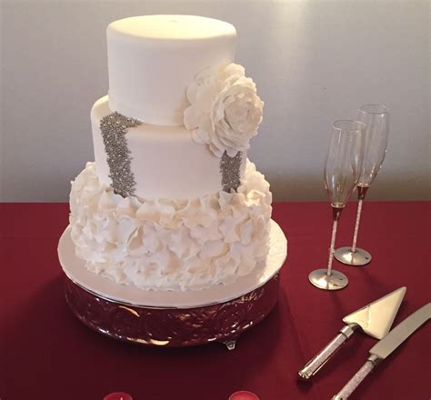 Affordable Wedding Cakes by Affordable Wedding Cakes Cincinnati Cake Decotions