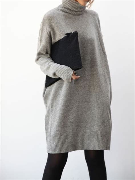 minimal look in grey knit symphony of silk 1000 images about style on pinterest minimal classic