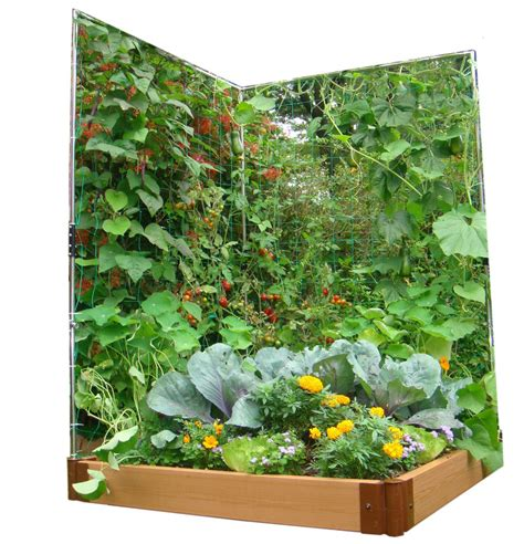 Vertical Garden Beds 9 Vegetable Gardens Using Vertical Gardening Ideas