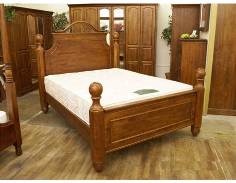 oak bedroom furniture collection is crafted from