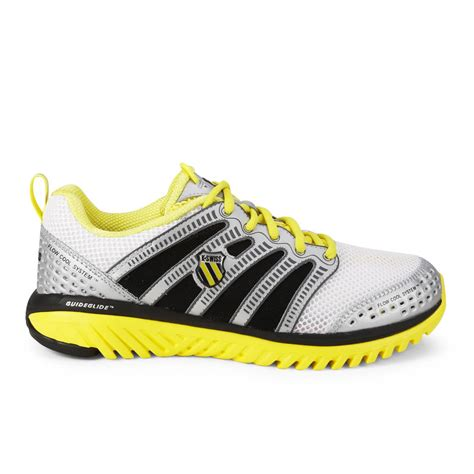 k swiss free running shoes k swiss s blade light race running shoes white
