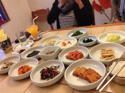 korea house menu チャプチェ picture of korean house restaurant johor bahru tripadvisor