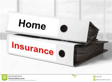 Home Insurance, Life Insurance, Auto Insurance Stock