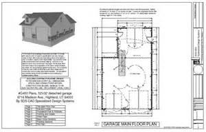free garage plans beautiful 24x24 garage plans free 3