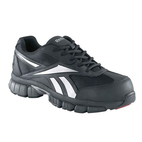 composite toe athletic shoes reebok mens composite toe cross trainer eh athletic shoe