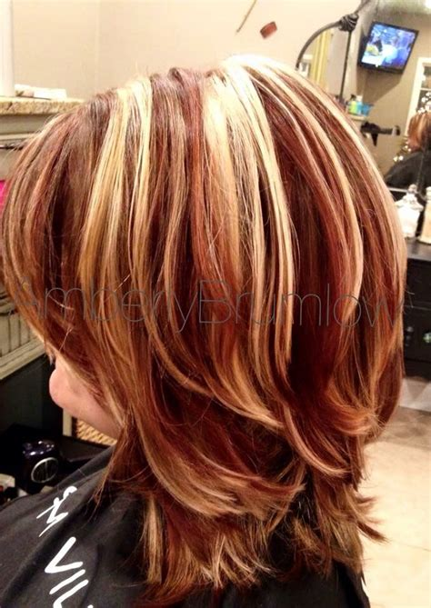 hair color hair styles on pinterest 154 pins red lowlights highlights sues fav hairstyles