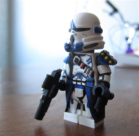 Custom Wars 2 custom lego wars 501st airborne clone trooper flickr